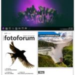 Screenshot Startseite Fotoforum 06.08.2021