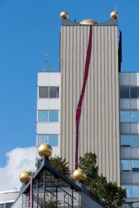 Fernwärme Wien Hundertwasser-