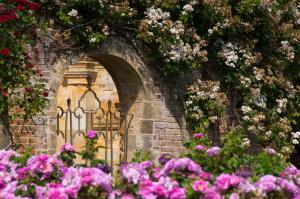 Garten von Hever Castle