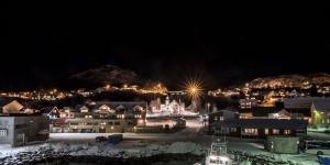 Nordlicht über Skjervoy-20190302