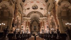 Schottenstift Kirche Wien